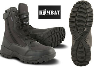 592fe483a19 Details about Mens Combat Military Army Patrol Hiking Cadet Work Special  Ops Recon Boot 4-12