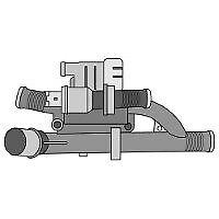 TRIDON-Std-Thermostat-For-Peugeot-207-1-6-HDI-02-07-12-10-1-6L-DV6TED4