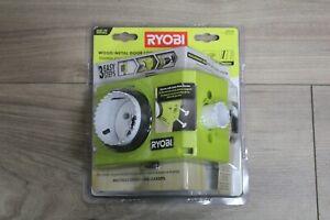 Ryobi A99DLK4 Wood/Metal Door Lock Installation Kit