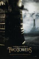 Lotr: The Two Towers Reproduction Rolled Movie Poster 26x40 2002