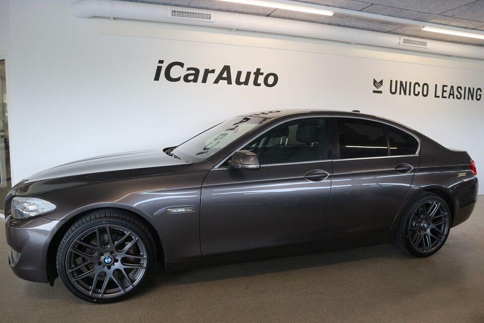 BMW 520d 2,0 aut. Diesel aut. modelår 2011 km 220000