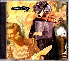 GREEN DAY - INSOMNIAC - U.S. RELEASE CD ALBUM - POSTER COVER
