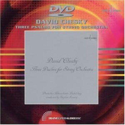 Three Psalms For String Orchestra [DVD] [1998] [Region 1] [NTSC] [DVD]