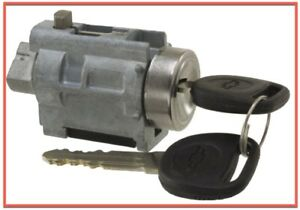 Ignition-Lock-Cylinder-amp-Housing-W-Keys-For-Chevy-Oldsmobile-Pontiac