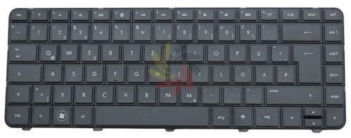 Genuine QWERTZ Keyboard HP Compaq Presario cq57 Series DE NEW