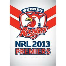 NRL - 2013 Premiers - Sydney Roosters Vs Sea Eagles (DVD) NEW & SEALED