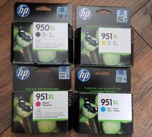 HP-950XL-BLACK-951XL-YELLOW-CYAN-MAGENTA-INK-CARTRIDGES