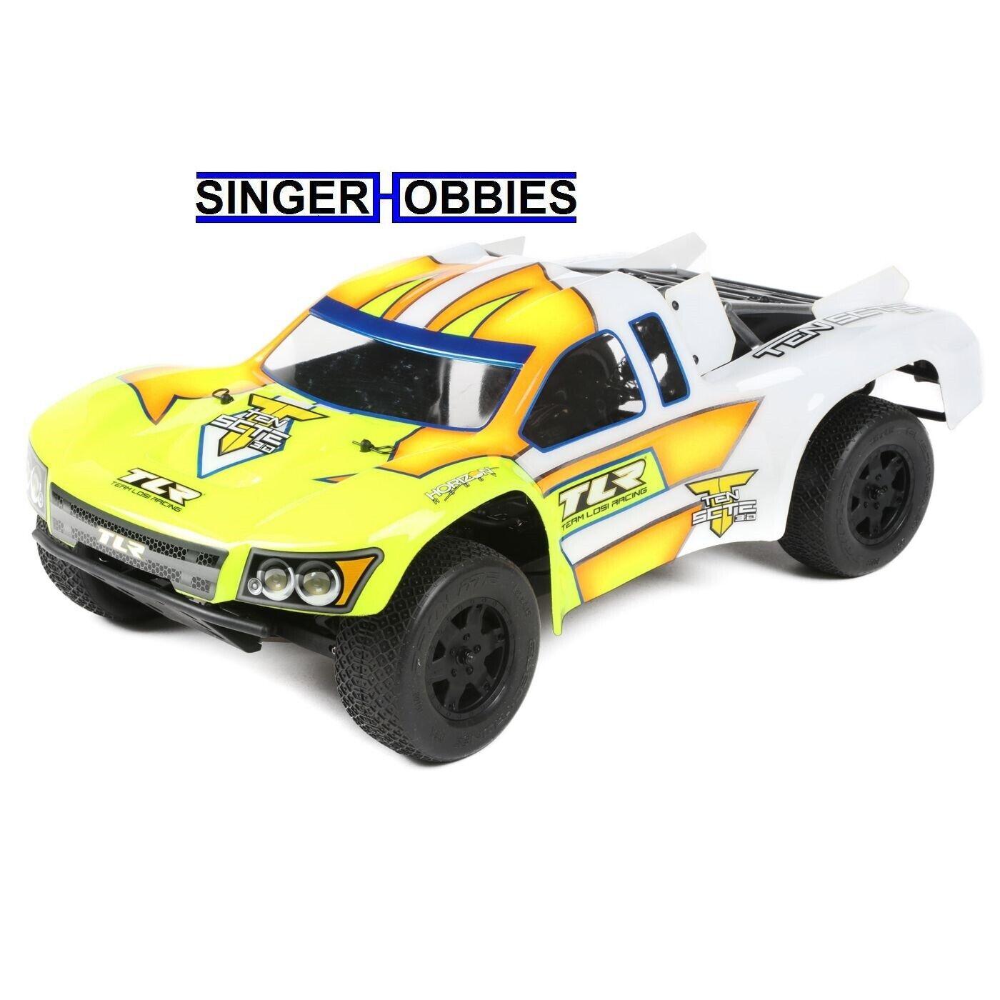 Squadra LOSI Racing 1 10 TEN-SCTE 3.0 4WD  SCT Radio Control Race Kit TLR03008 HH  vendendo bene in tutto il mondo