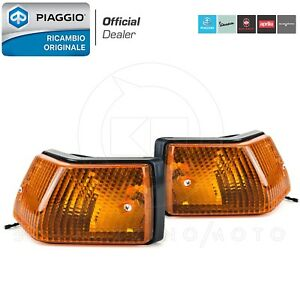 Set-2-Indicators-Siem-Original-Piaggio-Orange-for-Vespa-Px-Pe-125-150