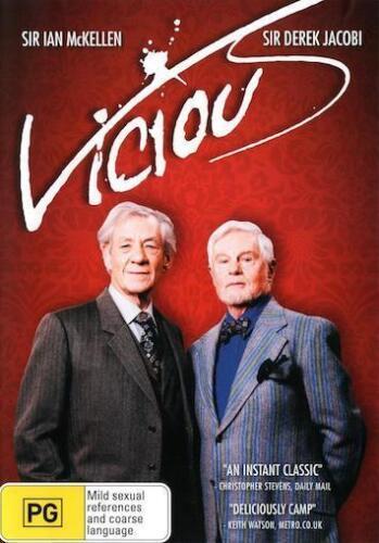 1 of 1 - VICIOUS Series : Season 1 : NEW DVD