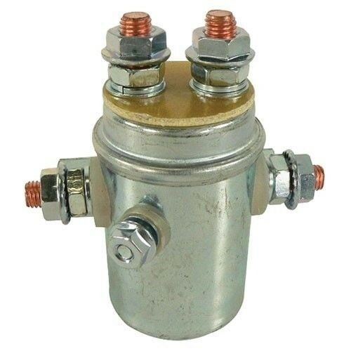 NEW SOLENOID FOR WARN WINCH 440003 WESTERN WS-933 COLE HERSEE 24401-01 2401-01BX