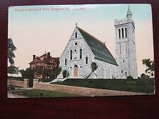 Church of the Good Thief Kingston Ontario St. Dismas Roman Catholic Historic