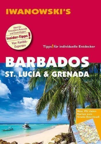 1 von 1 - Barbados, St. Lucia & Grenada von Stefan Sedlmair und Heidrun Brockmann (2016,)
