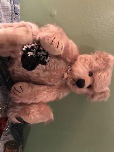 Beautiful-Mohair-Bear-Cupboardbears-By-Elizabeth-Lloyd-In-England