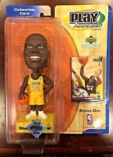 SHAQUILLE O'NEAL LAKERS 2000/01 BOBBLEHEAD Back 2 Back Champions Special Edition