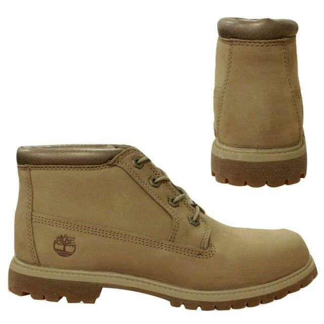 Inmigración maravilloso confesar  Timberland Women's Flannery Chukka A1b2k Nubuck Leather Boot Wheat UK 4 for  sale | eBay