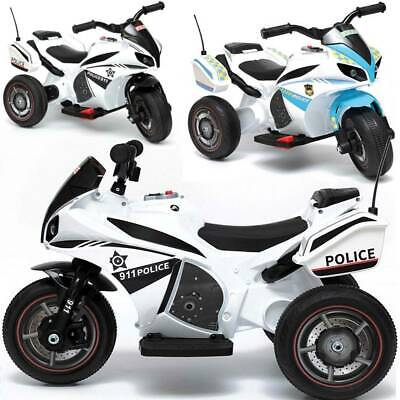 Elektrisches Kindermotorrad Trike Elektromotorrad für Kinder 1,5-4 Jahre NEU