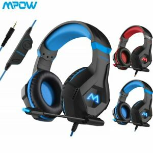 Mpow-Gaming-Computer-Headset-Wired-LED-Over-Ear-Headphones-for-Xbox-One-PS4-PC