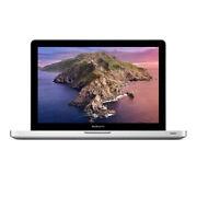 "Apple MacBook Pro 13"" 2.9GHz i7 8GB RAM 480GB SSD Certified Refurbished A1278"