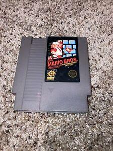 Super-Mario-Bros-Nintendo-NES-Video-Game-Cart-5-Screw-Version-TESTED