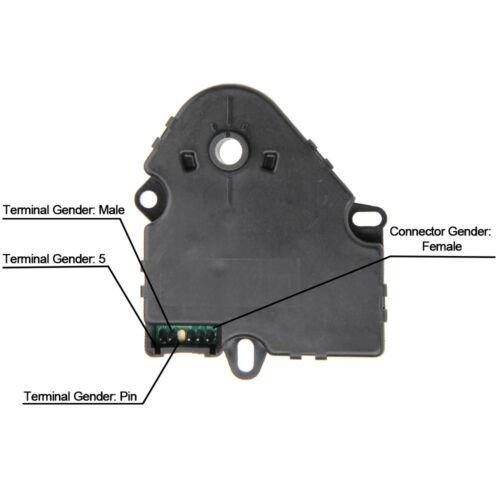 Heat Heater A//C AC Fan Air Vent Blend Door Actuator for GMC BUICK Pickup Truck