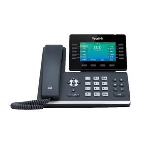 Yealink SIP-T54W16 Line Wired IP Phone - Black