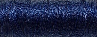 "Thread T-70 Bonded Nylon 16 OZ King Cone "" College Blue""  A&E Made in the USA"