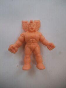 80/'s Popy Bandai Japan Kinnikuman Mongolia Man Mini Kinkeshi  M.U.S.C.L.E.