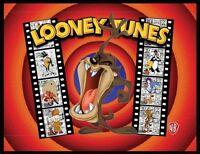 Taz Fridge Magnet 5. 4x5. Tasmanian Devil Looney Tunes Film Logo.....free Ship