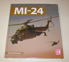 Kampfhubschrauber Mi 24 - Hind - Bildband!