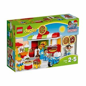 NEW-LEGO-DUPLO-PIZZERIA-SET-SEALED-10834