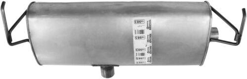 Exhaust Muffler-Soundfx Direct Fit Muffler Walker 18983 fits 05-07 Pontiac G6