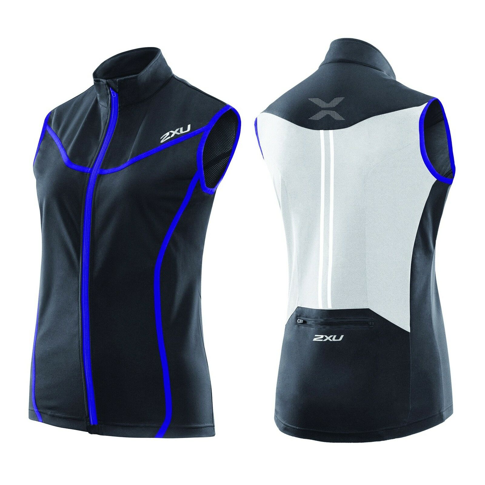 NWT 2XU Women's Elite X Cycle Vest, Small