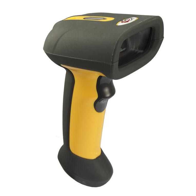 Drive Shower Head Scanner Industrial Ip54 - USB - Sensor Laser
