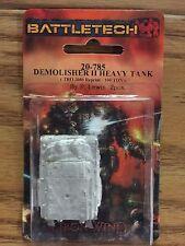 Classic BattleTech: Demolisher II Heavy Tank 20-785