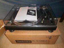 Technics SL 1210 MK2 MKII Turntable Plattenspieler DJ Vinyl mit OVP ,  TOP !!