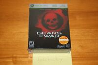 Gears Of War Limited Collector's Edition (xbox 360) Sealed, Mint, Rare