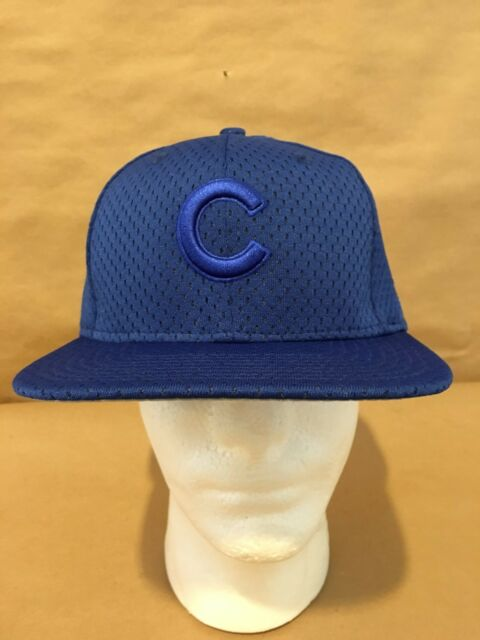 23952b15d65 New Era 9FIFTY Chicago Cubs Jersey Tone OSFA Snapback Original Fit Royal