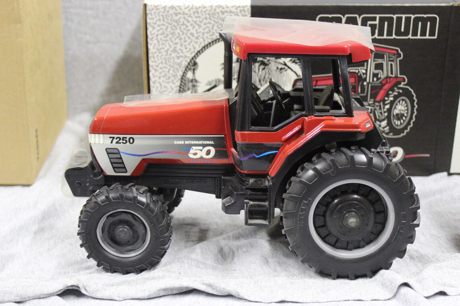 1 16 ERTL Case-IH 7250 Mark 50 MAGNUM tracteur   2258YA  service attentionné