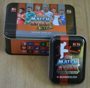 Topps-Match-Attax-19-20-Mini-Tin-Match-Attax-Action-Tin-leer-2019-2020