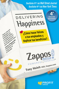 Delivering Happines. new. Expedited shipping. Business and