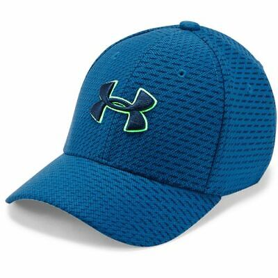 Clothing, Shoes & Accessories Under Armour Youth Boys' UA Blitzing 3.0 Cap #1305457 Stretch Fit Baseball Hat Boys' Accessories