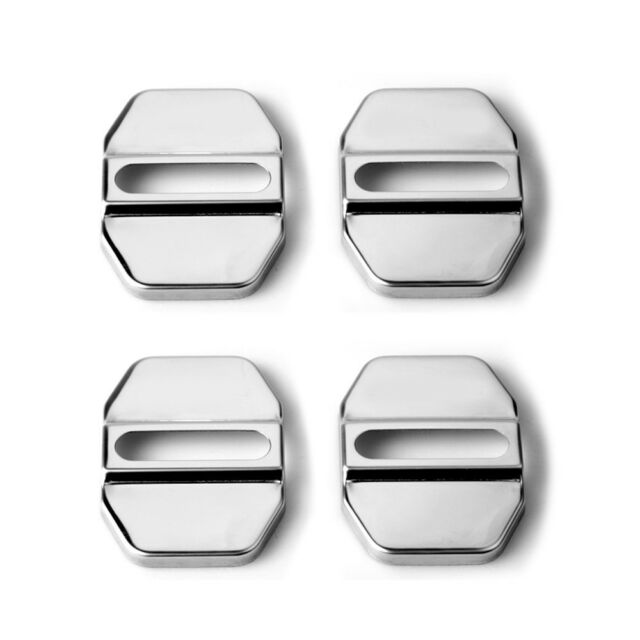 Accessories Decorative Stainless Steel Door Lock Protective Auto Cover Universal