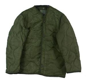 US MILITARY M-65 FIELD JACKET COAT LINER  LARGE SIZE US M65 ARMY COAT LINER