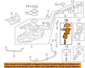 image is loading honda-oem-17-18-cr-v-fuel-system-
