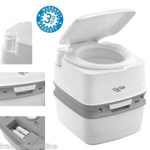 porta potti qube 365 wc chimico toilette portatile camper e roulotte ...