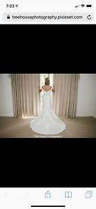 Wedding-Dress-Purple-Fox-Size-10