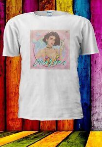 Retro-80s-ALBUM-DUA-LIPA-sono-sexy-di-talento-e-Uomini-Donne-Unisex-T-shirt-2848