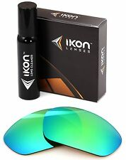 Polarized IKON Replacement Lenses For Costa Del Mar Triple Tail Green Mirror