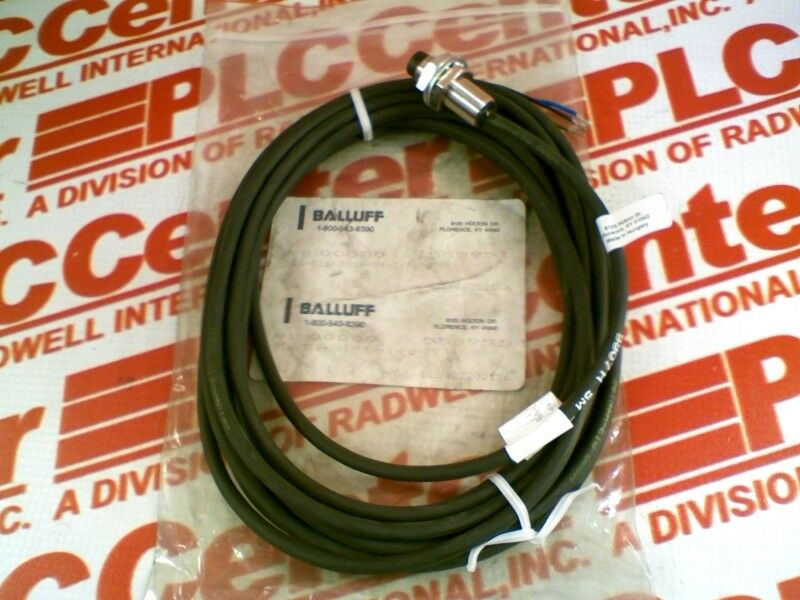 BALLUFF BES-516-3019-E4-Y-PU-05   BES5163019E4YPU05 (NEW IN BOX)